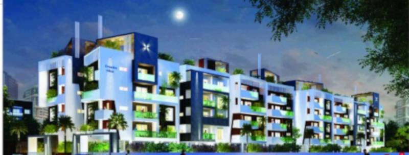 Images for Elevation of Creative And Vikas Builders Creative Shree Vikas