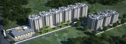 Images for Elevation of Pareena Om Apartments