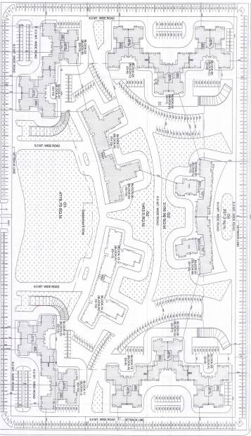 Images for Layout Plan of RR Dwellings Celebrity Gardens Block D