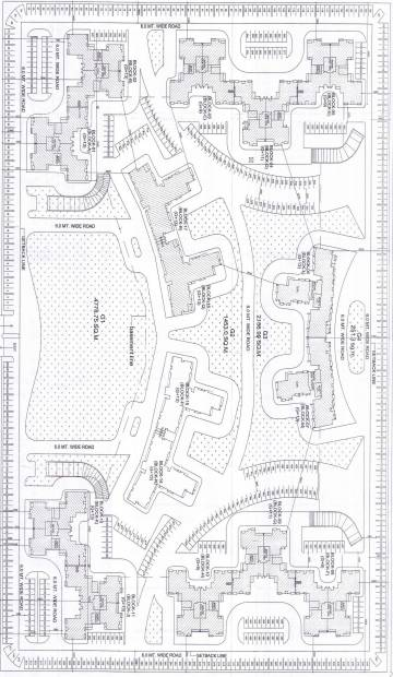 Images for Layout Plan of RR Dwellings Celebrity Gardens Block L