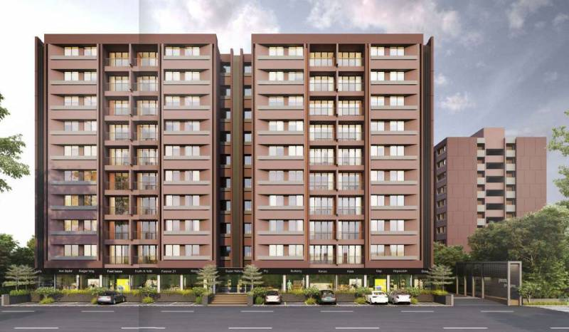 Images for Elevation of Pavanputra Pancham Pentagon
