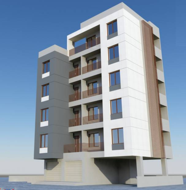 Images for Elevation of Shreeji Residency