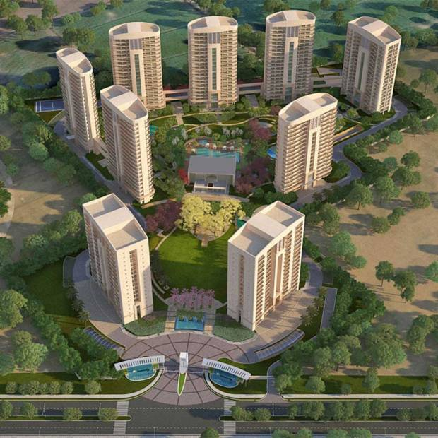 Images for Elevation of Chintels Serenity Pocket B Phase II
