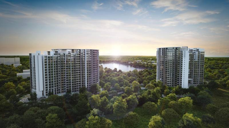 Images for Elevation of Godrej Lake Gardens