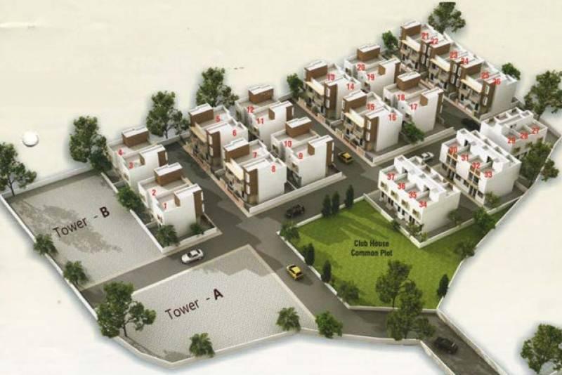 Images for Layout Plan of Kalp Dev Residency