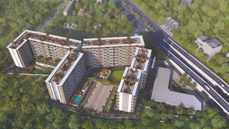Images for Elevation of Shree Sonigara Signature Park C And D Building