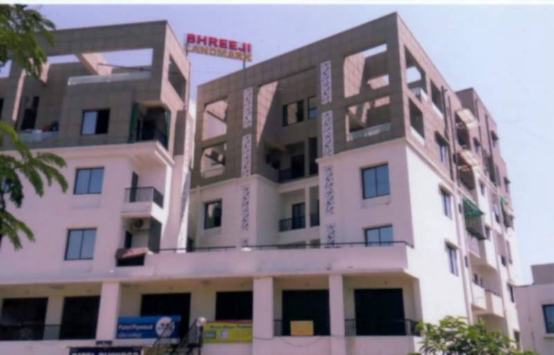Images for Elevation of Shreeji Sai Enterprise Shreeji Landmark
