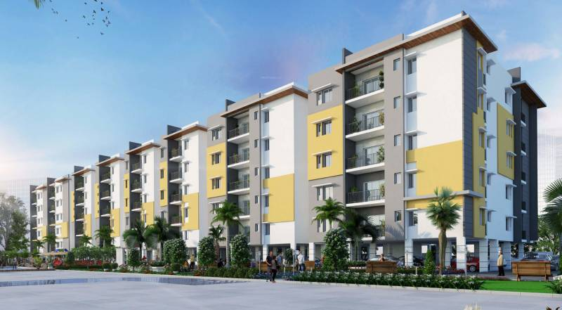 Images for Elevation of Goldstone Jewel Park Pearl Block