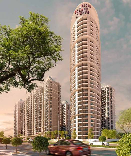 Images for Elevation of Samridhi Grand Avenue Iconic Tower