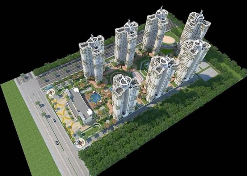 daksh-avenue Elevation