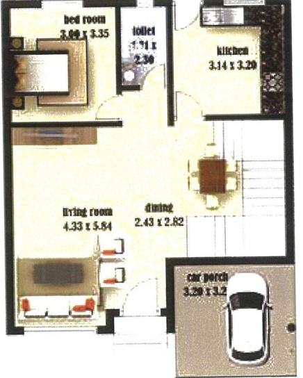 Images for Cluster Plan of Suhas Harold Sanjeevrao Jehovah Nissi