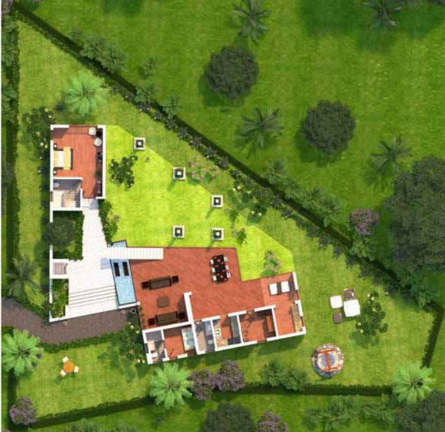 Images for Cluster Plan of Vianaar Villa Manera