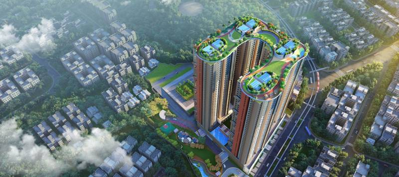 Images for Elevation of Siddha Sky Phase 4