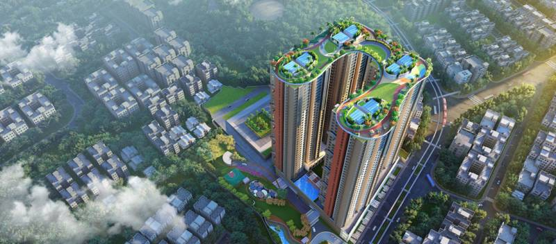 Images for Elevation of Siddha Sky Phase 3
