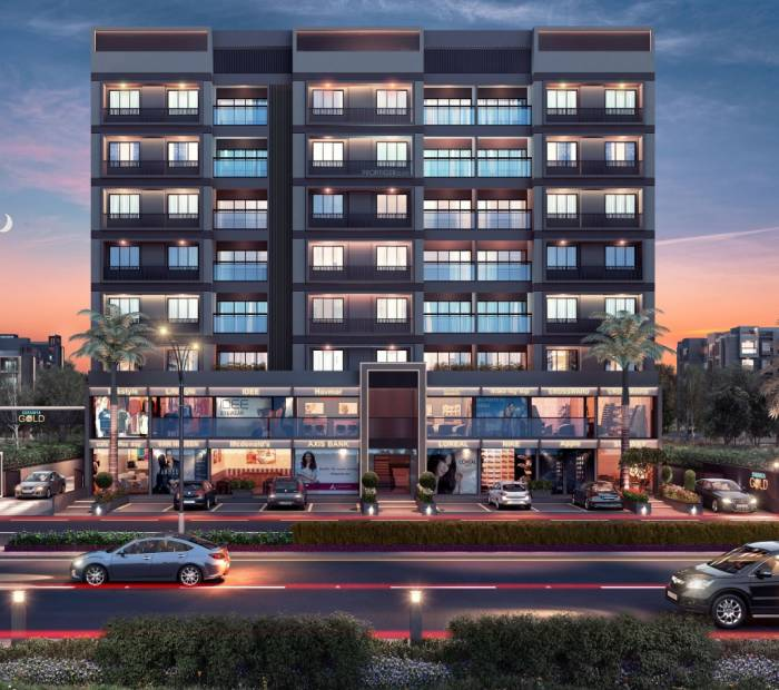 Images for Elevation of Shubh Suramya Gold