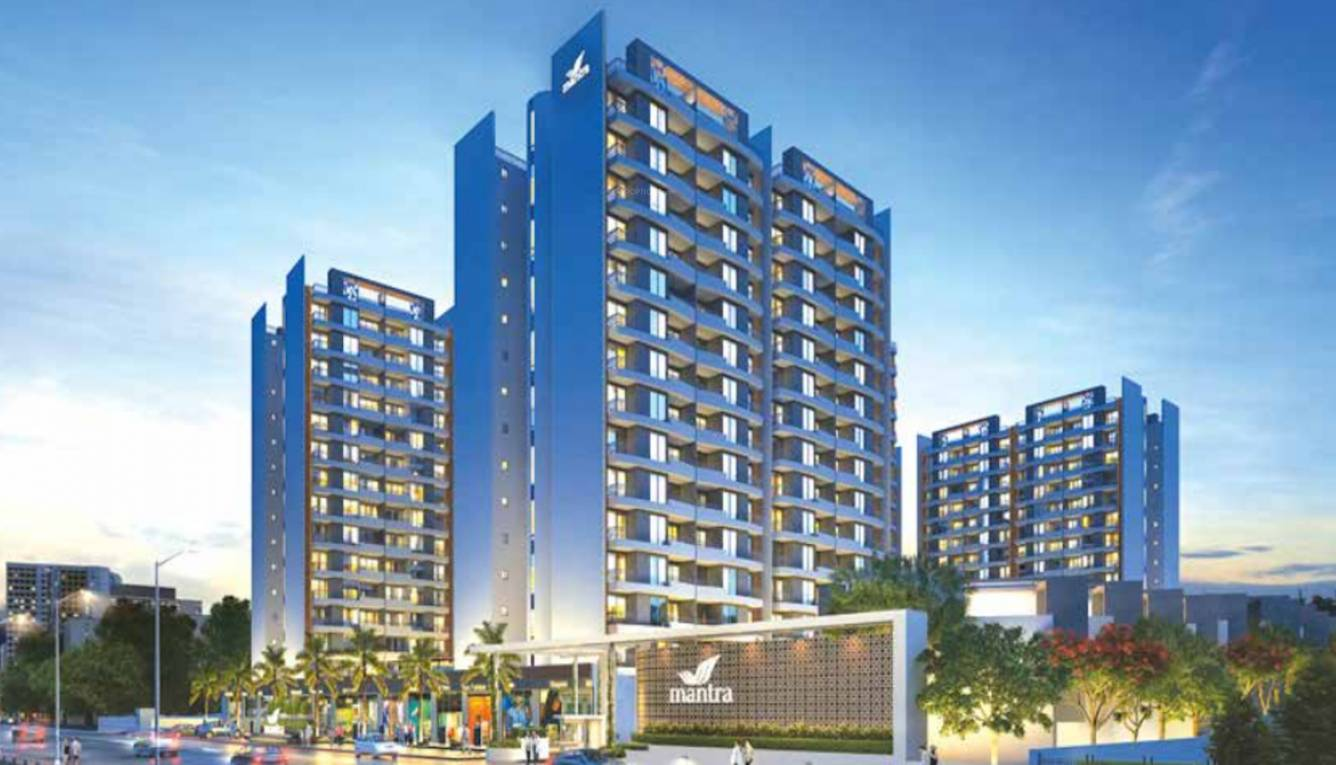 836 sq ft 3 BHK 3T Apartment for Sale in Mantra Properties ...