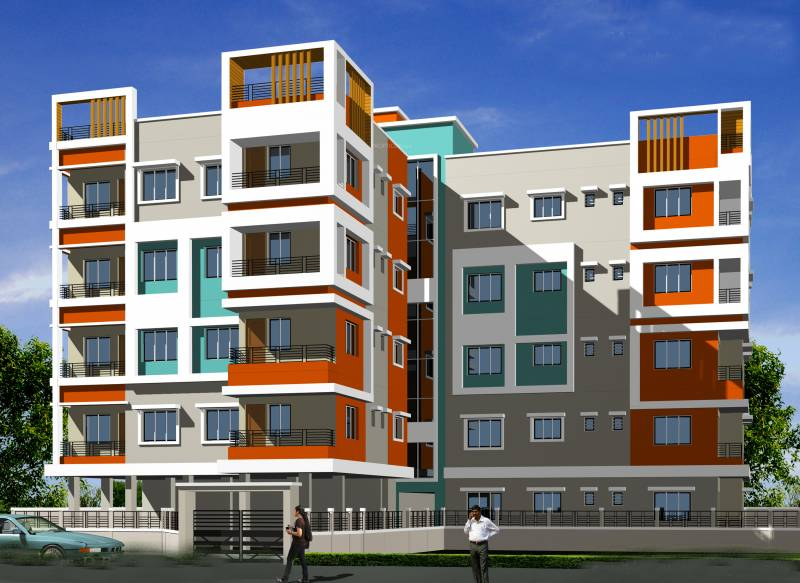Images for Elevation of D B Bhagawati Apartment