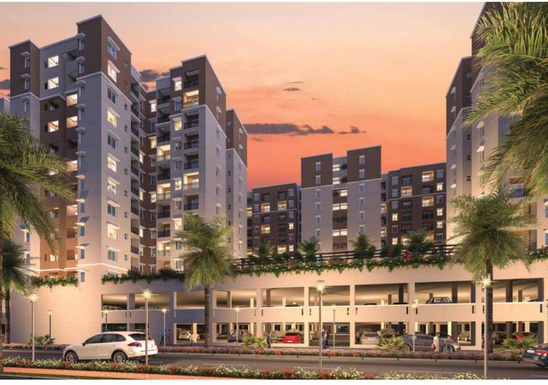Images for Elevation of Provident Capella 1