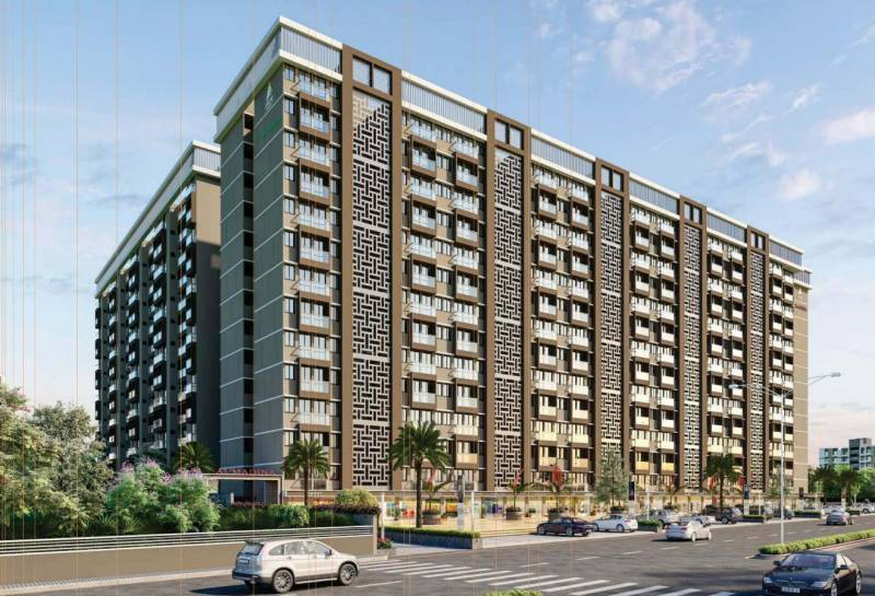 Images for Elevation of Aakar Al Madina Residency