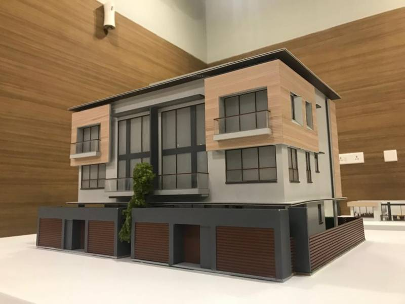 Images for Elevation of Wadhwa Magnolia Cluster 2