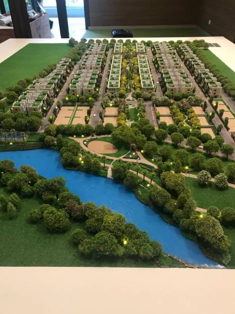 Images for Elevation of Wadhwa Magnolia Cluster 1