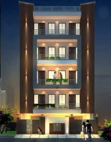 Images for Elevation of Balaji Homes
