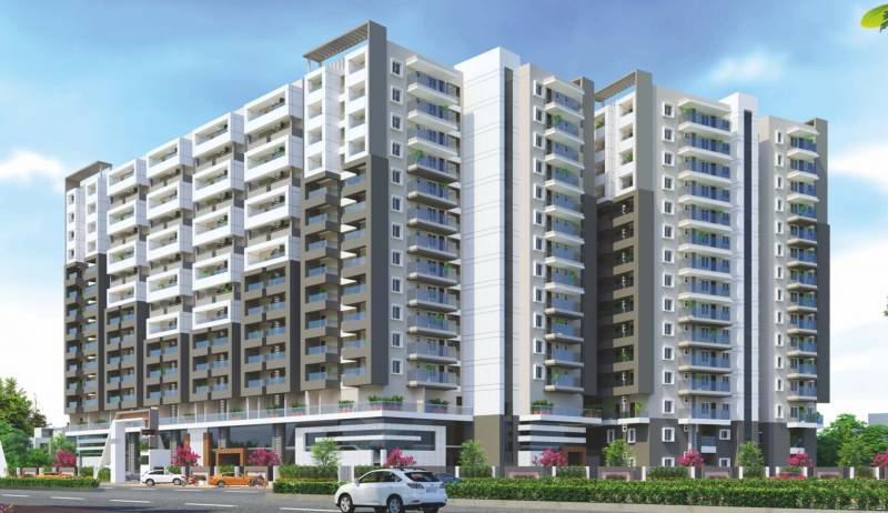 Images for Elevation of Abhiram Nirman Touchstone Towers