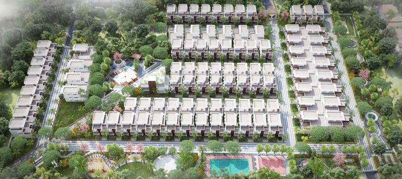 Images for Layout Plan of Prithvi Orchids Villa Phase 1