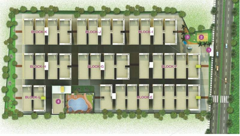Images for Layout Plan of  Florence Village Phase 2