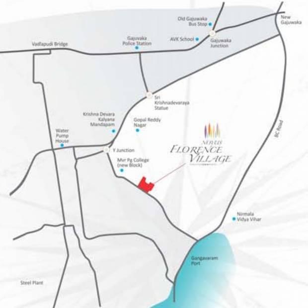 florence-village-phase-2 Location Plan