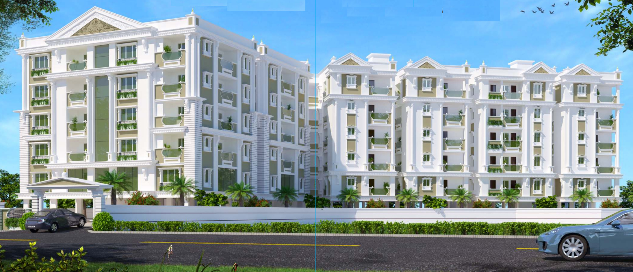 New Launch Projects in Visakhapatnam - All Newly Launched