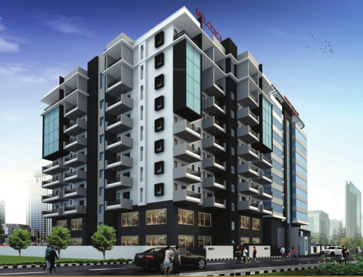 Hema Twin Bliss in Marripalem, Visakhapatnam - Price