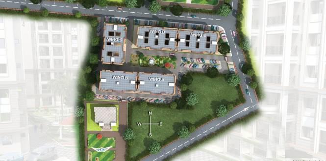 Images for Layout Plan of Sky Kasturi Garden