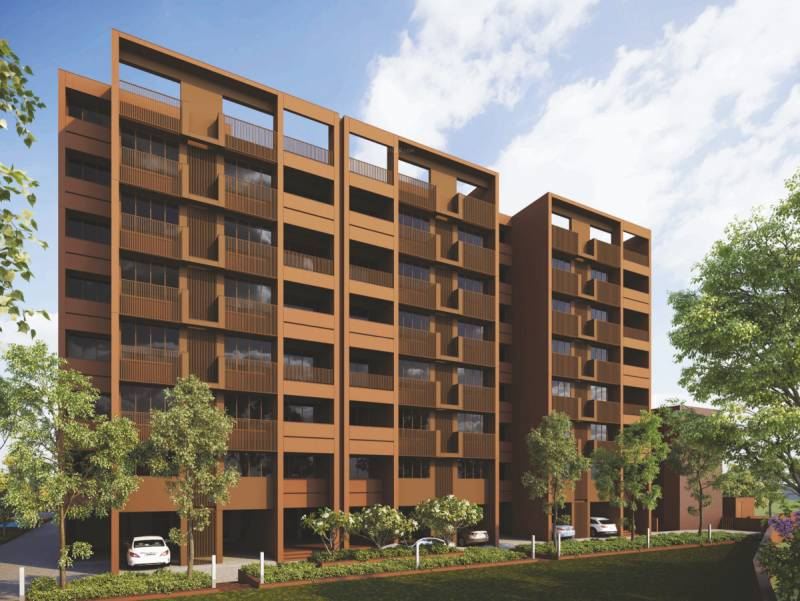 Images for Elevation of Shakti Edifice