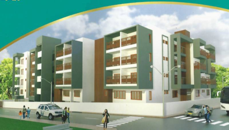 shambhavi-residency Elevation