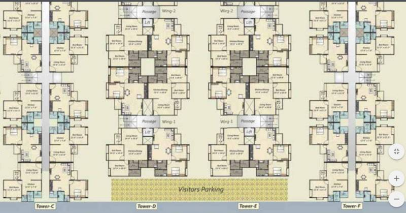 wisteria-heights Layout Plan