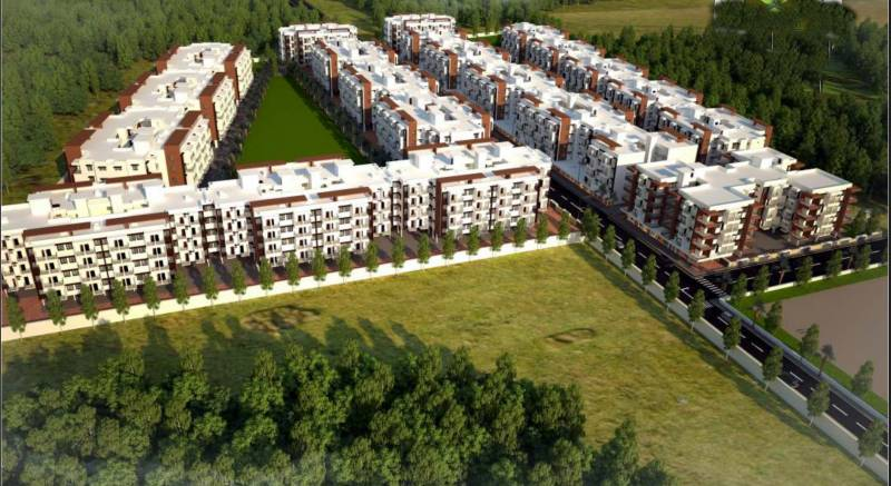 Images for Elevation of Suresh Akshay Town