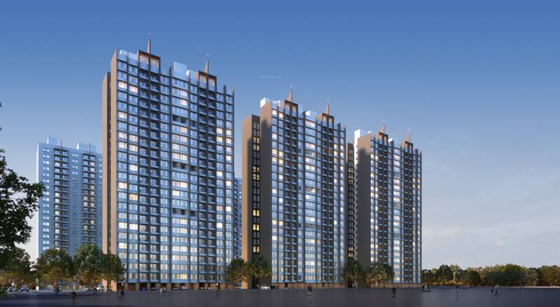 Images for Elevation of Kolte Patil Life Republic Sector R16 16th Avenue Arezo