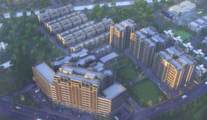 aamrapali-resi-com-villa Elevation