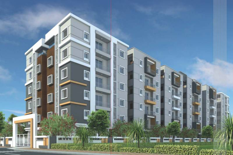 Images for Elevation of Saanvee Platina Project