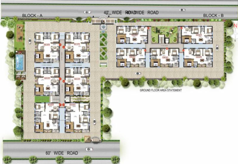Images for Layout Plan of PVR Bhuvi Block B