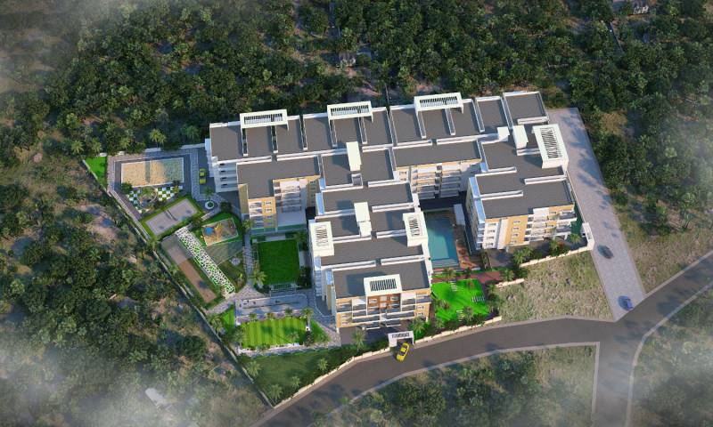 Images for Elevation of Adithya Lujoso