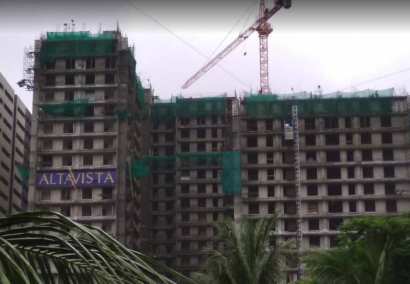 Images for Construction Status of Spenta Altavista Phase 3