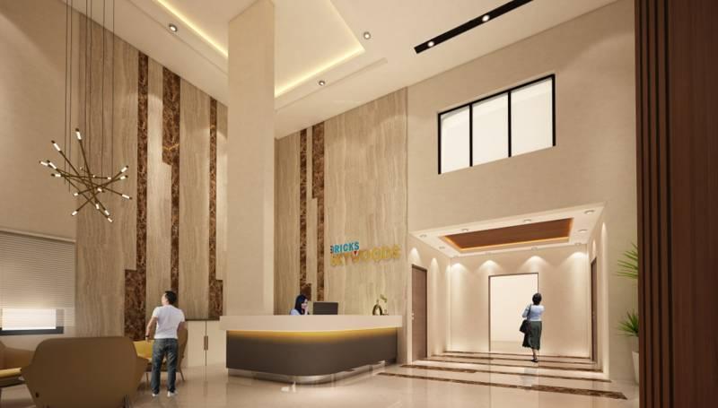 skywoods Lobby