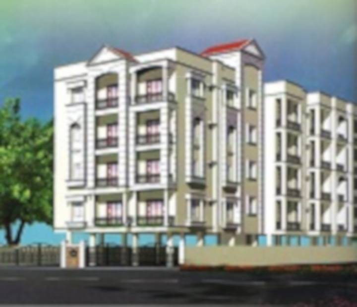 aishani-apartment Elevation