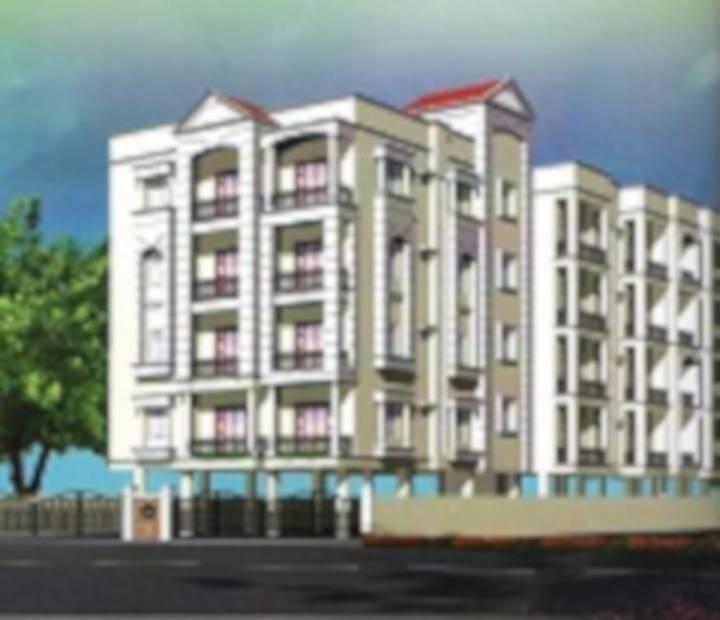 aishani-apartment Elevation