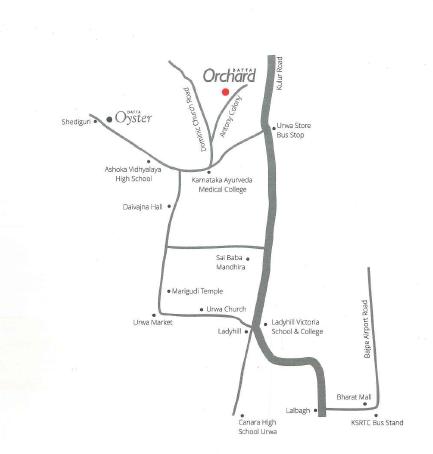 orchard Location Plan
