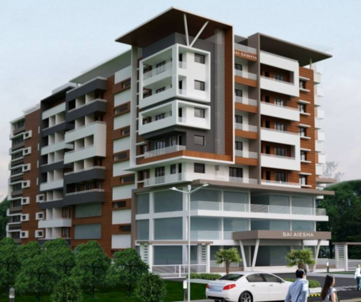 Images for Elevation of Shree Sai Sabhya