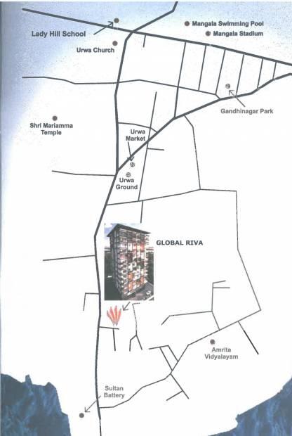 riva Location Plan