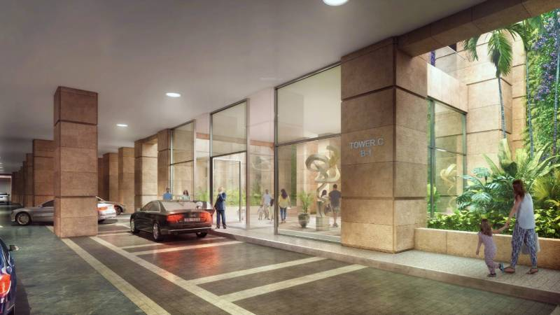 Images for Amenities of Conscient Hines Elevate